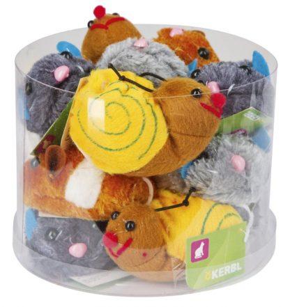 KERBL Zabawka dla kota Zwierzaki Pluszowe