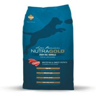 NUTRA GOLD GF WHITEFISH & SWEET POTATO 2