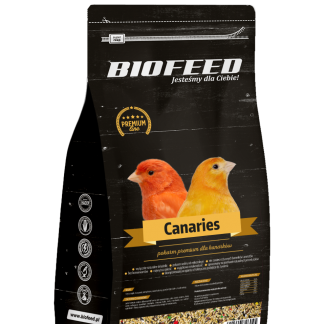 BIOFEED Premium Canaries - kanarek 1kg