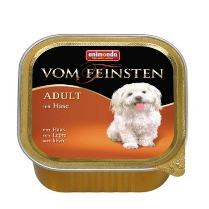 ANIMONDA Vom Feinsten Adult szalki z królikiem 150 g