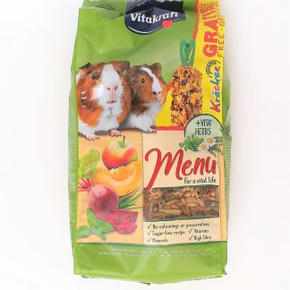 VITAKRAFT MENU VITAL 1kg karma + kracker gratis d/świnki morskiej