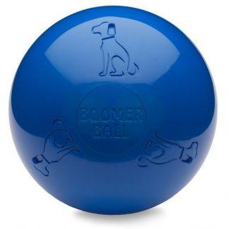 "BOOMER BALL XL - 10"" 25cm NIEBIESKA"