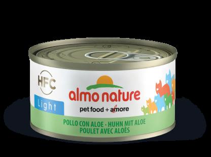 ALMO NATURE HFC Light - kurczak z aloesem 70 g
