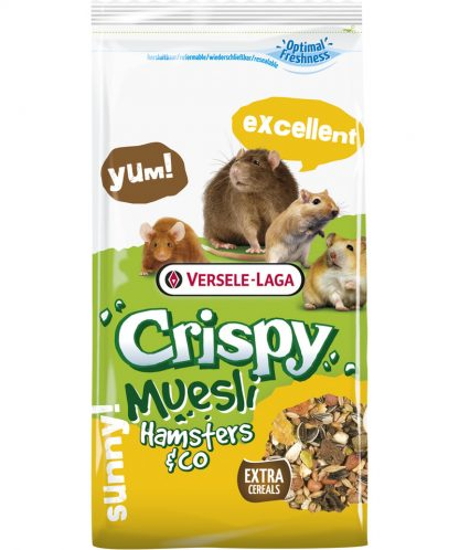 VERSELE LAGA Crispy Muesli - Hamster&Co 400g - dla chomików [461699]