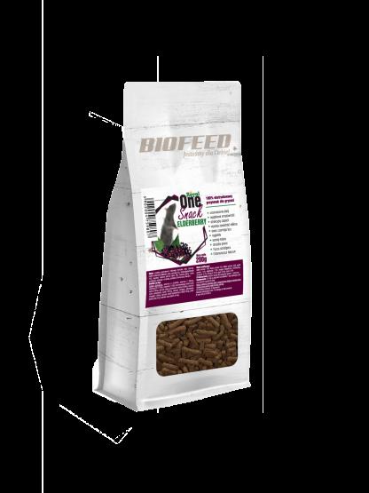 BIOFEED Royal One Snack - Elderberry (czarny bez) 200g