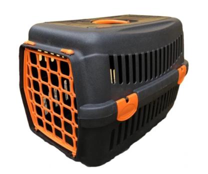 PET STYLE Transporter dla kota/psa czarny 49x33x32cm