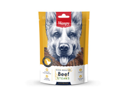 WANPY BEEF STEAKS 100g