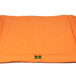 PETLOVE Mata uniwersalna wodoodporna dla psa pomarańczowa 102x88cm [MATAOR]