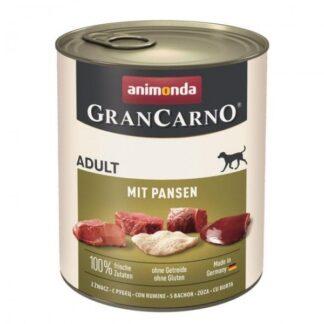 ANIMONDA GranCarno Orginal Adult puszki wieprzowina z flakami 800 g