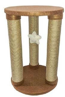 PET STYLE Drapak Titan trzy kolumny