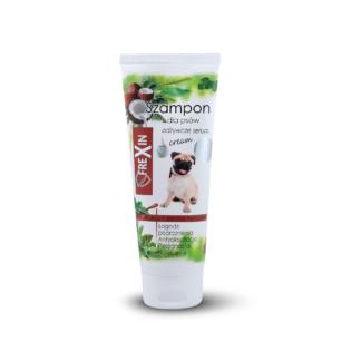 FREXIN Szampon dla psów łagodzący podrażnienia - kokos&zielona herbata 220g [20950]