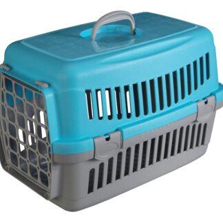 PET STYLE Transporter dla kota/psa mały 49x33x32cm [mix kolorów]