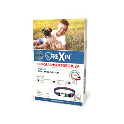 FREXIN Obroża insektobójcza dla psa 45cm [23302]