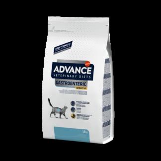 ADVANCE DIET Gastroenteric Sensitive - sucha karma dla kotów z wrażliwością pokarmową 1