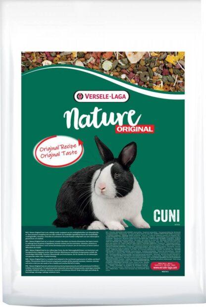 VERSELE LAGA Cuni Nature  Original 9kg - dla królików miniaturowych  [461454]