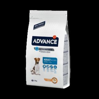 ADVANCE Mini Adult - sucha karma dla psów ras małych 1