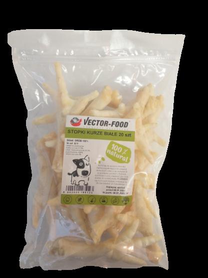 VECTOR-FOOD Stopki kurze białe [B19] 20szt